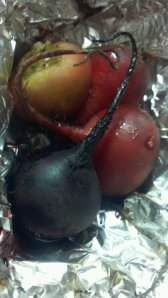 Roasted beets that we've been putting in everything!