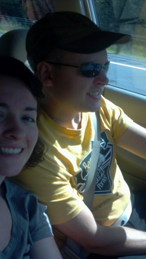 Finger Lakes Bound, August 2012