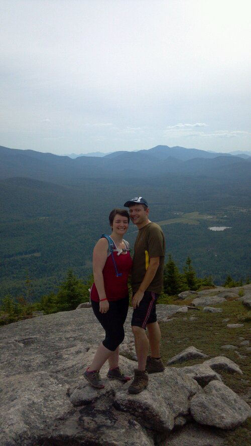 Catamount Mountain, August 2013