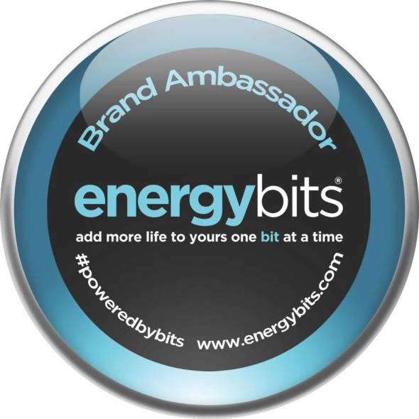 Officially an ENERGYbits Ambassador!