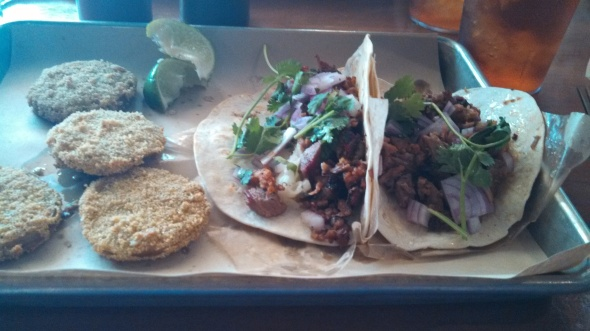 Barbecue Tacos.... sold.